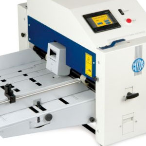 Creasing & Perforating - Electric