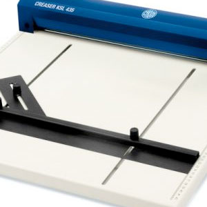 Creasing & Perforating - Manual